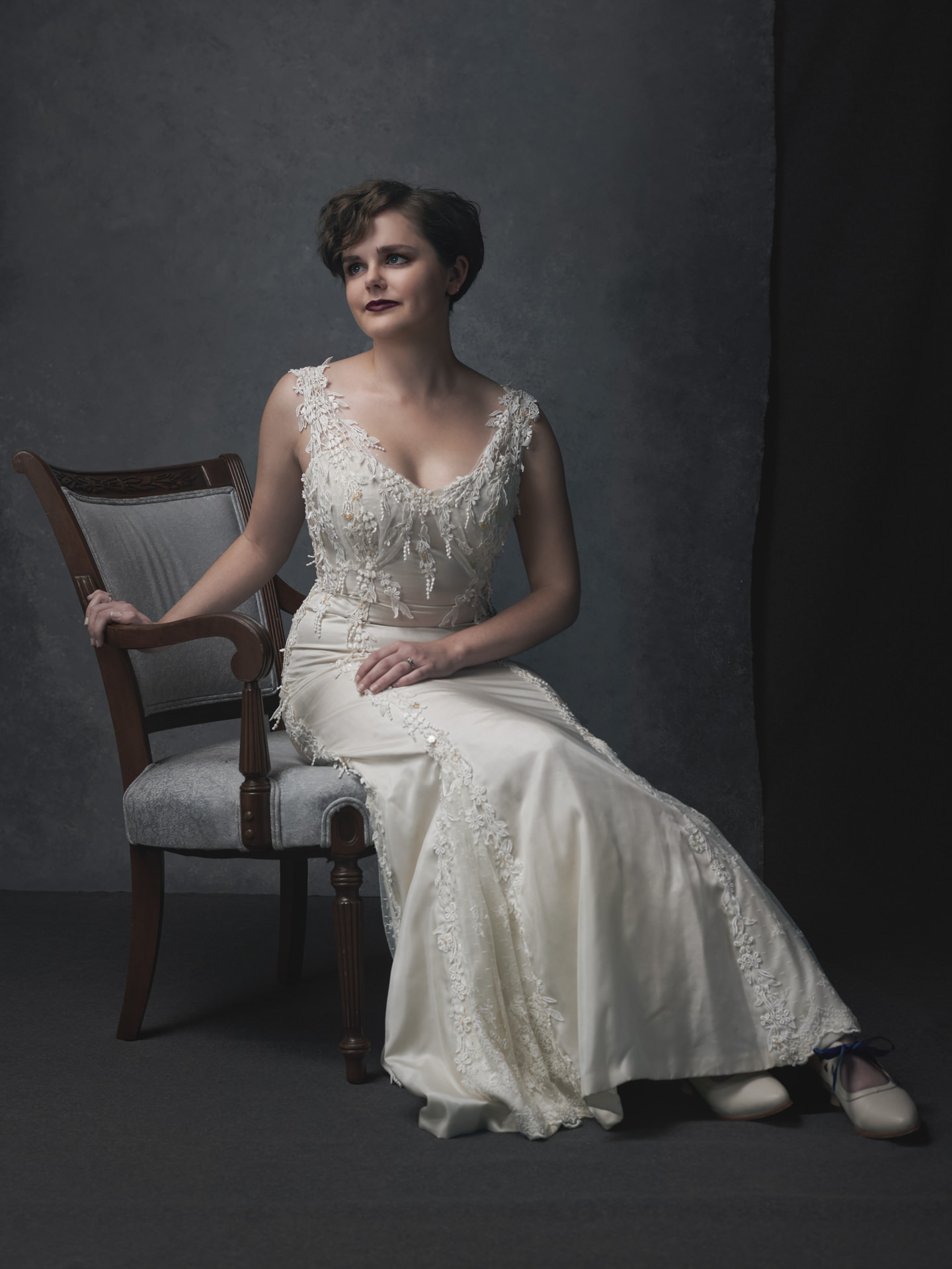 Bridal Portraits by Louisville Portrait Photographer Ben Marcum