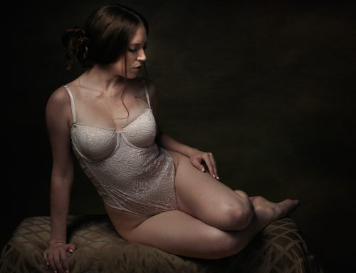 Fine Art Boudoir Portraits for Kesley